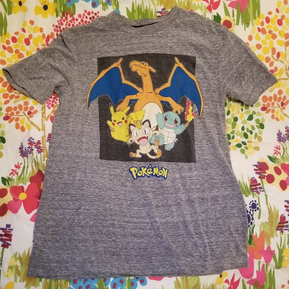 485719e0 Old Navy Shirts & Tops | Pokemon Tshirt | Poshmark